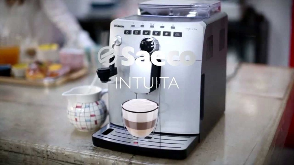 Saeco Intuita Bean-to-Cup Espresso Machine