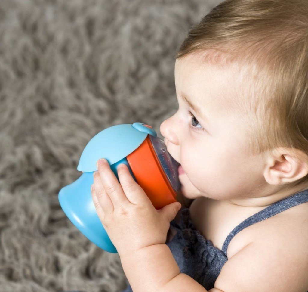 Short Spout Top Sippy Cup