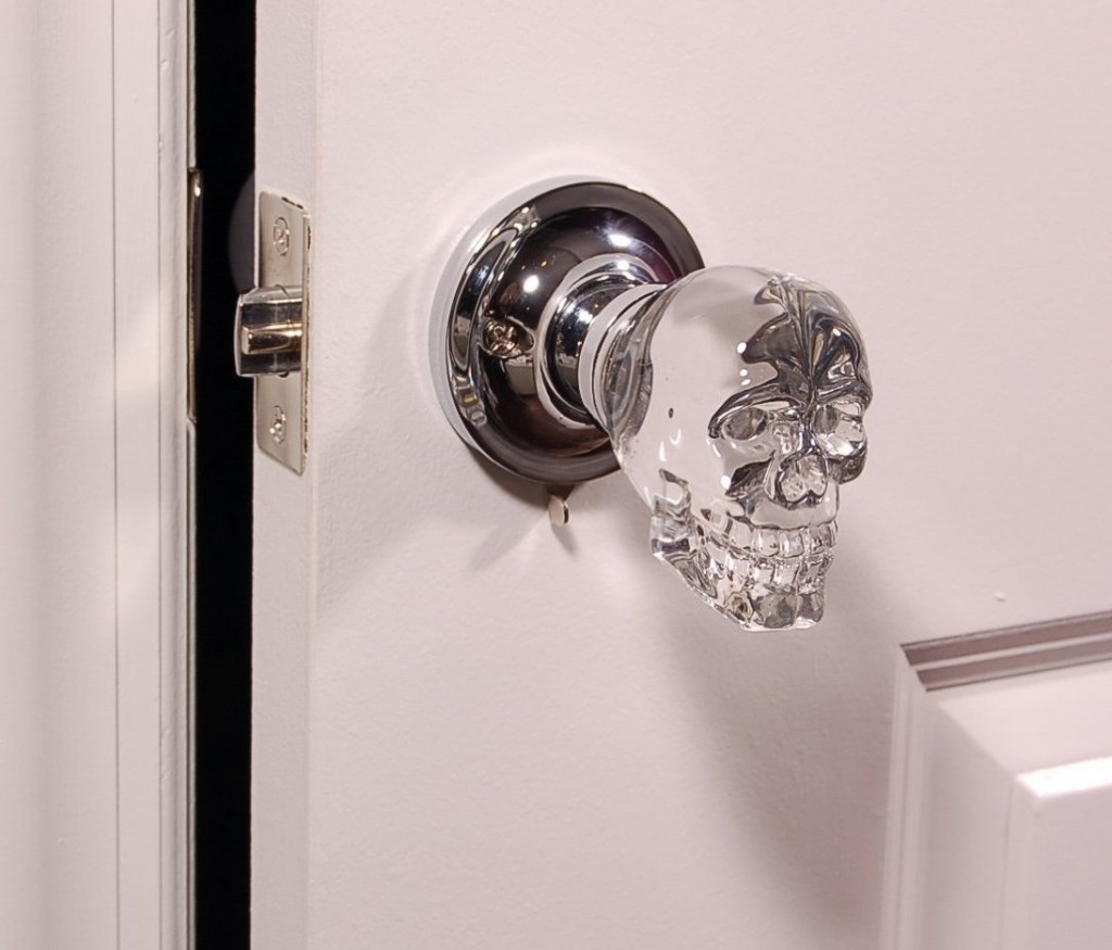 Skull Passive Doorknob