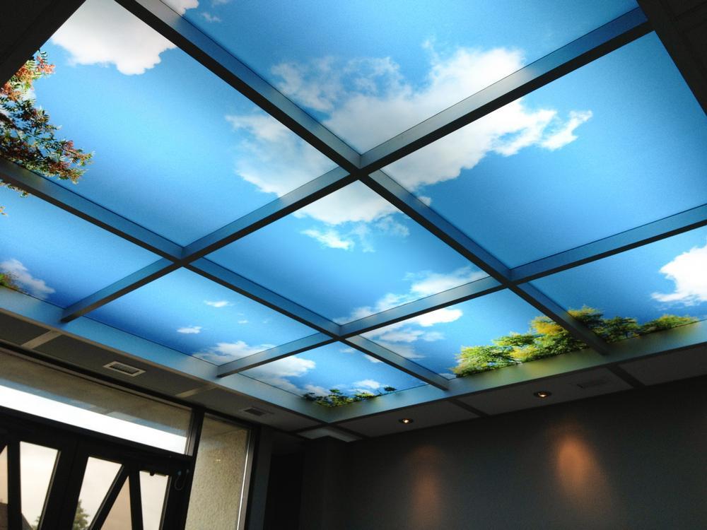 Skypanel Light Fixture Cover