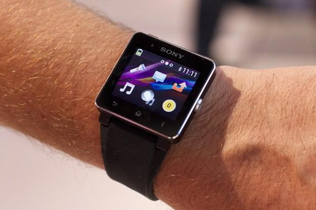 Sony SW2 SmartWatch 2