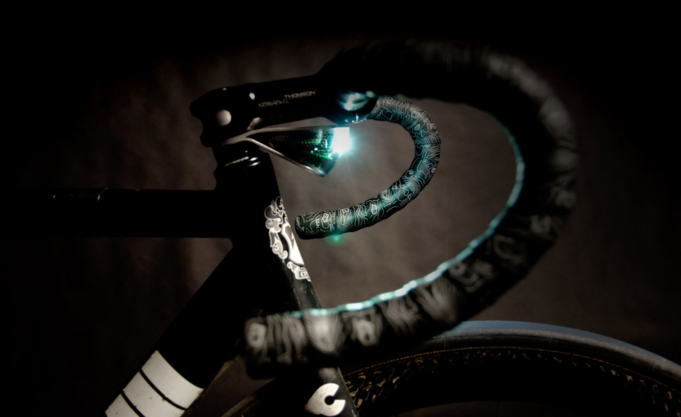 Sparse Fixed Bike Light