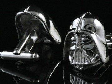Star Wars Darth Vader Cuff Links