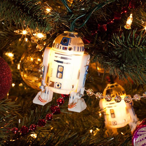 Star Wars R2D2 Light Set