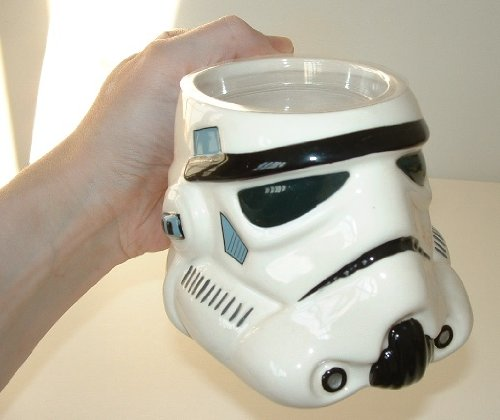 Storm Trooper Ceramic Mug