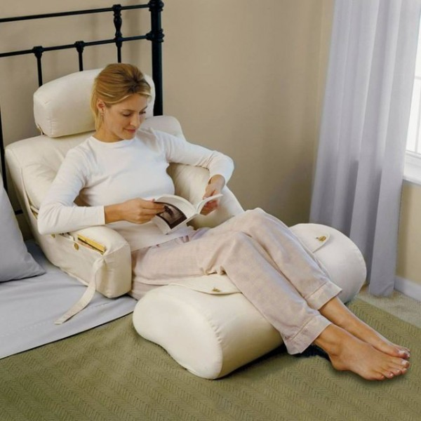 The BedLounge Hypoallergenic Pillow