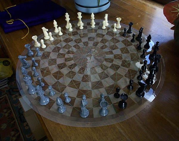 Three Player Chess Petagadget