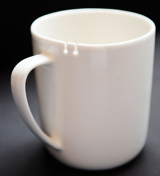 Tie Tea Mug From Le Mouton Noir & Co