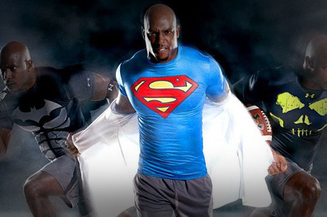 Under Armour Alter Ego Compression Shirts