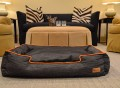 Urban Denim Dog Bed by P.L.A.Y.