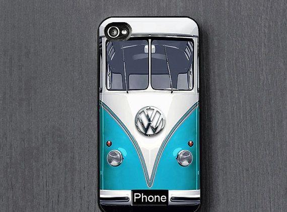 VW Minibus Iphone 5 Cover