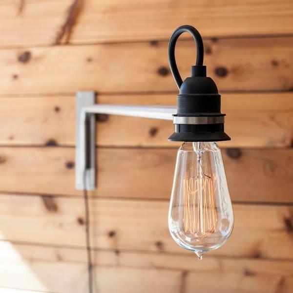 Gus Modern Swing Arm Lamp