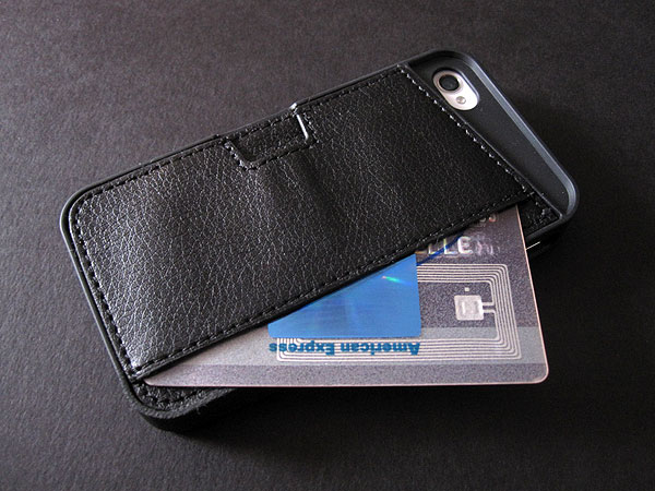 iPhone 5/5S Wallet Q Card Case