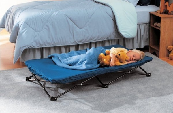 Portable Kid's Bed