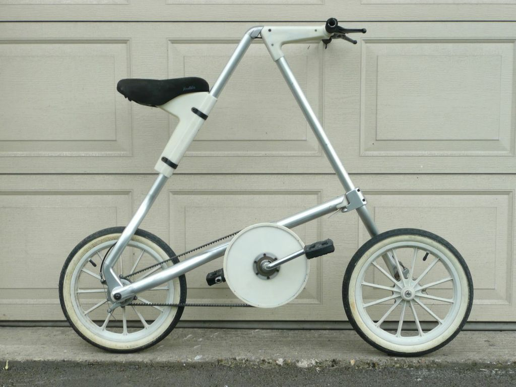 Strida Evo Foldable Bike