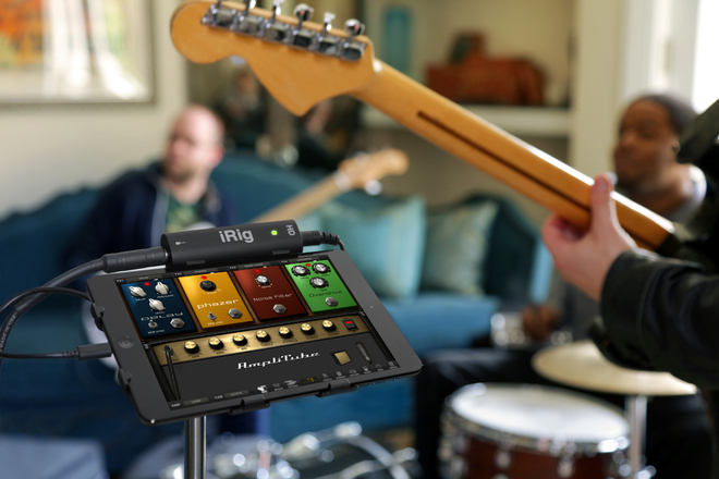 iRig HD Digital Guitar Interface