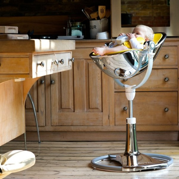 Bloom Fresco Chrome Highchair