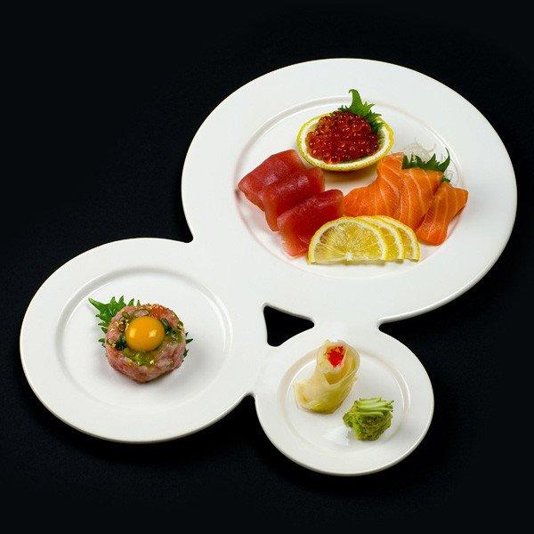 Trio Plate Set