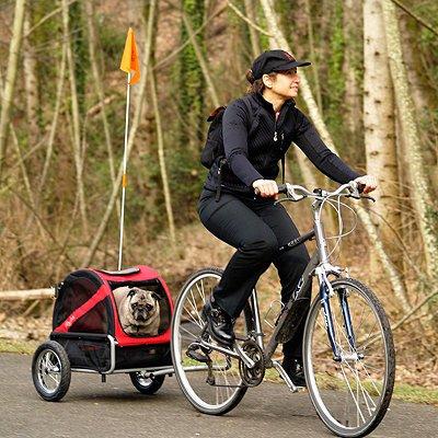 DoggyRide Mini Bike Trailer