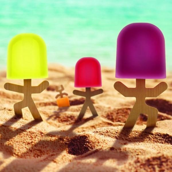 Lollypop Stick Men Popsicle Molds