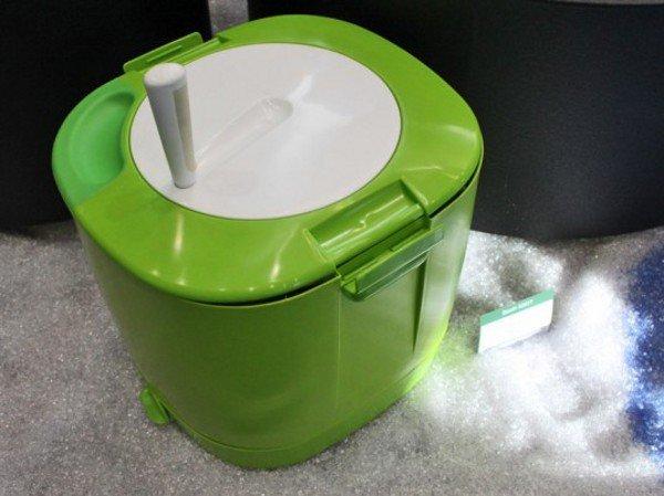 Human Powered Washing Machine