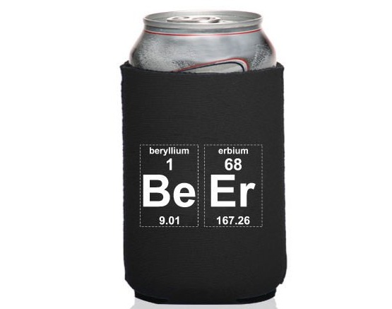 Periodic Beer Koozie