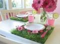 Decor Flower Placemat