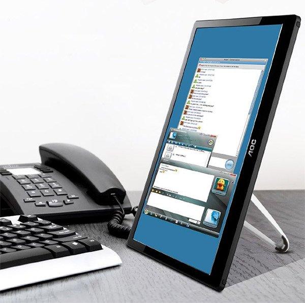 Portable 16″ LCD Monitor