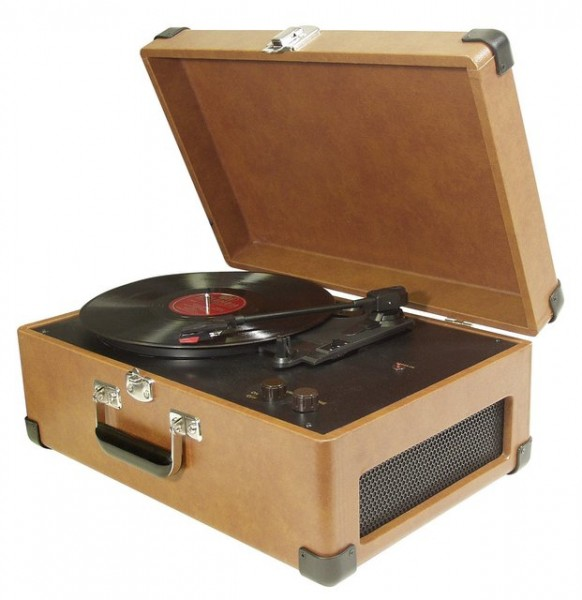Traveler Turntable
