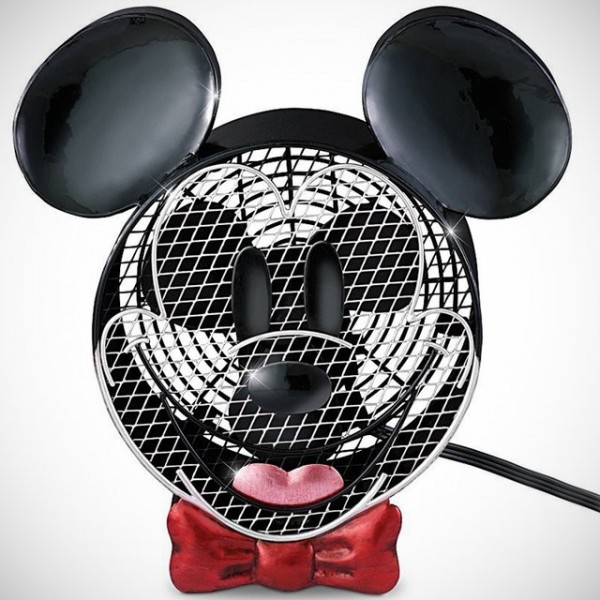 Mickey Mouse Electric Fan