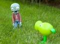 Plants vs. Zombies Ornaments