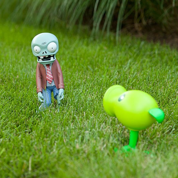 Plants vs. Zombies Ornaments