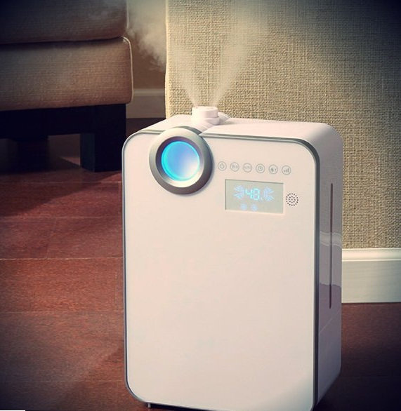 Smart Mist Ultrasonic Humidifier
