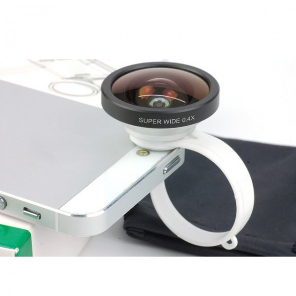 Universal Super Wide Angle Camera Lens