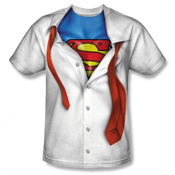 Superman Adult T-shirt