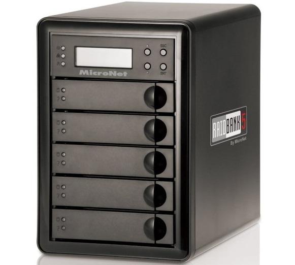 RAIDBank5 Hard Drive