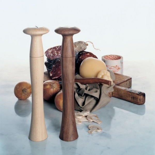 Wood Pepper Mill