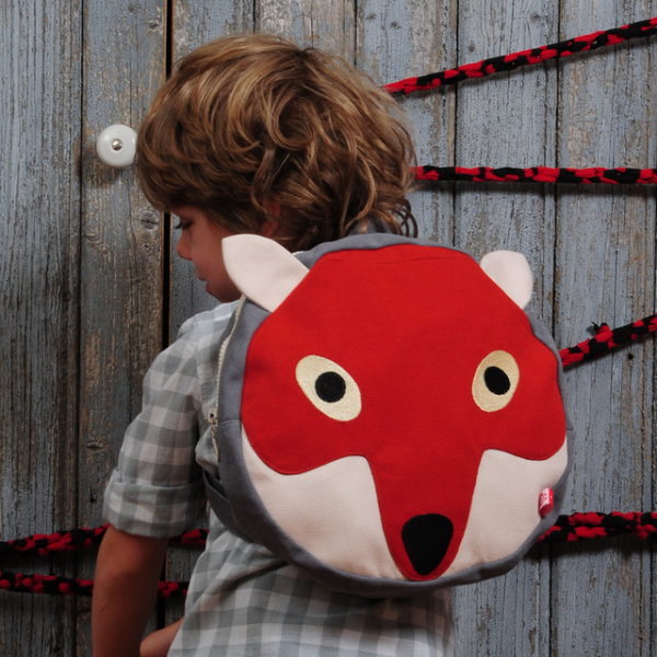 Morris the Fox Backpack
