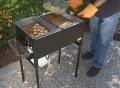 Three Basket Deep Fryer