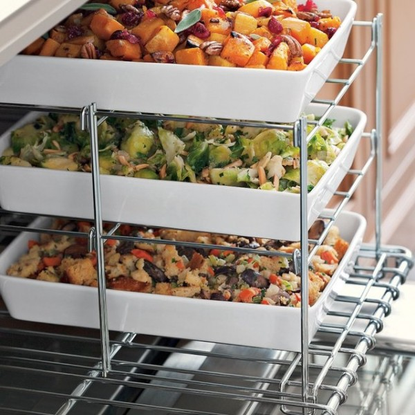 Three Tiered Oven Rack