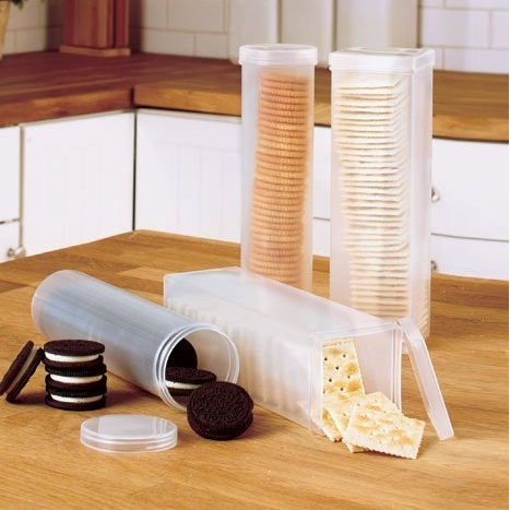Cracker Storage Containers