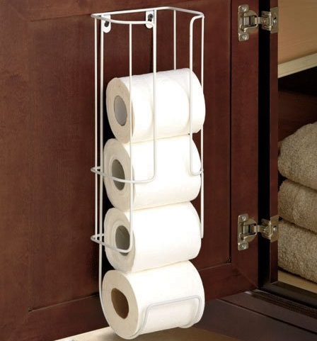 Cabinet Toilet Roll Storage