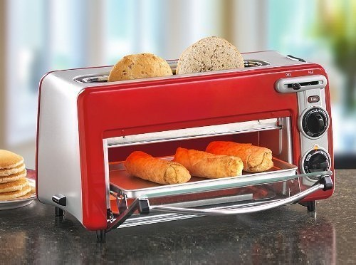 Toaster and Mini Oven