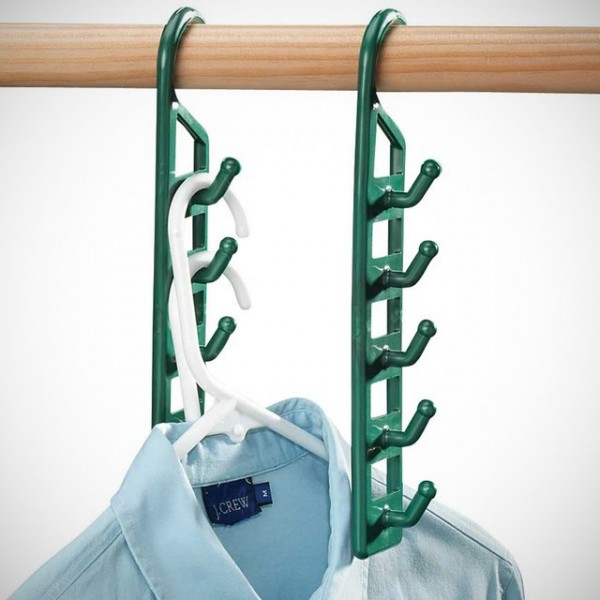Space-Saving Hangers