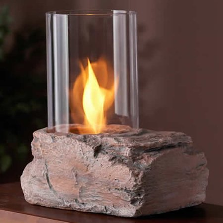 Personal Gel Fuel Fireplace