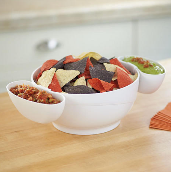 Chip and Dip Bowl Set