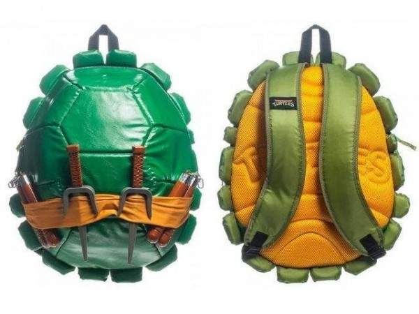 Mutant Ninja Turtle Shell Backpacks