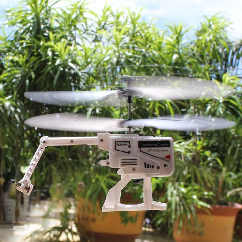 Ultralight Infrared RC Helicopter