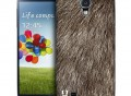Furry Case for Samsung Galaxy S4