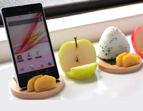 Delicious Food Smartphone Stand